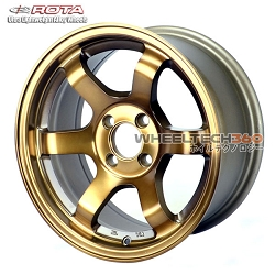 ROTA Wheel Grid Concave (15x7, 4x100+20mm, 67.1mm Hub)